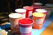 Nieuwe smaken van Ice galore's!
