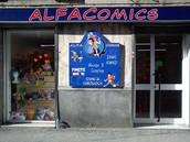 Cos'è Alfacomics?