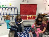 K & 3rd Grade Reading Buddies