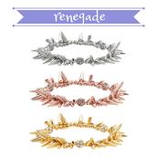 The Renegade Cluster Bracelet
