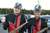Marching Band Spring Camp