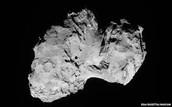 Rosetta's Comet