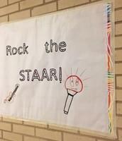 Rock the STAAR