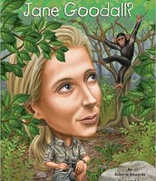 Who is Jane Goodall (Who Was…)? By Roberta Edwards