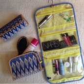Travel Bags...great for keeping jewelry & toiletries organized!
