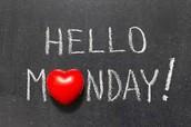 Monday, Jan 11