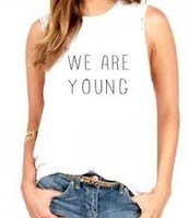 We Are Young Tee