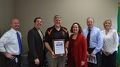 Bridgeport High School Honored
