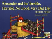 Details- Alexander and the Terrible, Horrible, No Good, Very Bad Day-  Judith Viorst