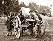 Artillery at Gettysburg