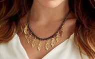 Secret garden necklace - NOW $25