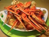 Crab Plate