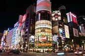 Geography of Modern Japan