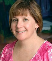 Author Frances O'Roark Dowell