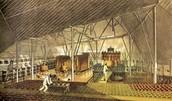 Sugar Factory, Plantation La Ponina, Cuba, 1857