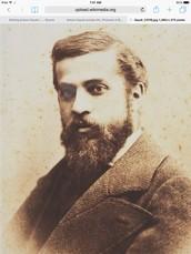 Biographia de Gaudì