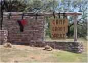 Camp Grady Spruce Information