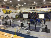 Successful Day for Powerlifters