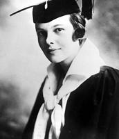 Amelia graduation picture