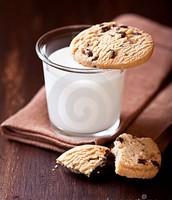 Milk & cookies!