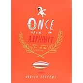 Once upon an Alphabet: Short Stories for all the letters by Oliver Jeffers
