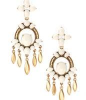 Havana Chandelier Earrings - SOLD!
