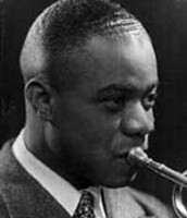 Louis Armstrong http://historyoftheharlemrenaissance.weebly.com/musicians.html
