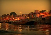 What is the Ganges?