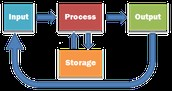 Input, Process, Storage And Output