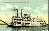 East Coast steamboat