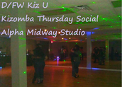 DFWKizU Thursday Social
