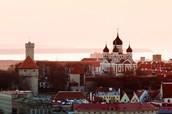 Estonian capital