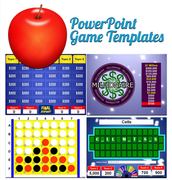 Play review games with your class!