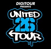 ! THE UNITED 26 TOUR !