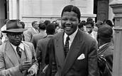 Nelson Mandela's Early Adulthood
