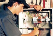 need a professional electrician!!