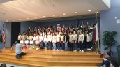 Fossil Hill Middle School Choir
