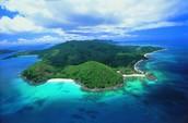 Lemuria Praslin  Island
