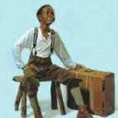 Orphan boy Bud Caldwell