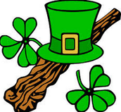 Hat and Clovers