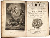 Translation of the Latin Bible