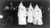 5. Ku Klux Klan