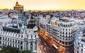 Yo por que elegir Madrid ir de compras.