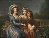 The Marquise de Peze