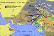 Harappan Trade Route