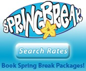 Spring Break is Coming Soon