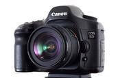 First digital SLR camera 2005