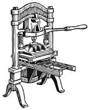 """The Printing Press and Its """"Impact"""" on Literacy"""