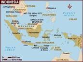 Map of Sumatra