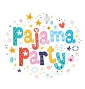 Pajama Party with Popcorn & a Movie!